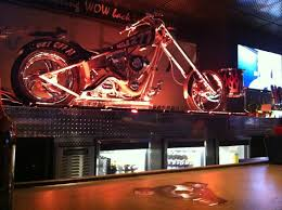 Backyard Bar And Grille Enfield by When Someone Says Biker Bar I Picture A Den Of Ill Repute Chock