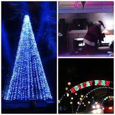 christmas light displays in st joseph mo