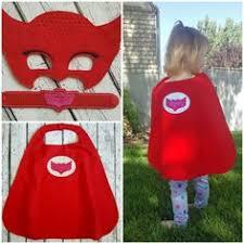 pj mask owlette super hero shirt decal jnjmasquerade etsy
