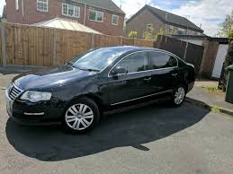 volkswagen passat highline 2 0tdi 2007 manual 170bhp in