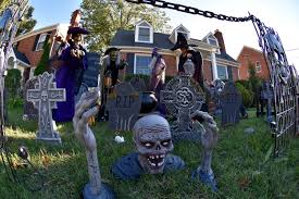 images of halloween decorated houses 2016 finalists for u201cbest decorated house u201d in del ray alexandria