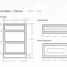 tag for standard cabinet dimensions cabinet drawer dimensions