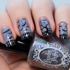 cute halloween nail art ideas 2017 designs stickers happy