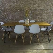 luxury mid century modern dining room table 91 in ikea dining