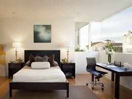 zspmed of home office master bedroom design