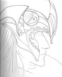 elf sketch google search zen doodle ideas pinterest elves