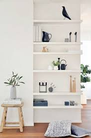 home interior shelves shelf storage with minimal decor sfgirlbybay home