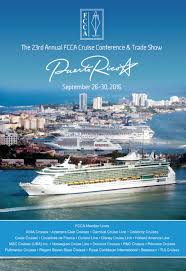 2016 fcca cruise conference program by florida caribbean cruise