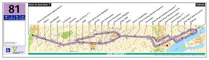 Route 80 Map by Ratp Route Maps For Paris Bus Lines 80 Through To 89