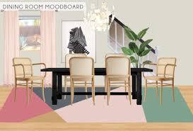 the design milk family room reveal emily henderson