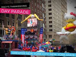 macy s thanksgiving day parade it s a nyc and american