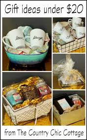 gift baskets ideas gift ideas 20 the country chic cottage