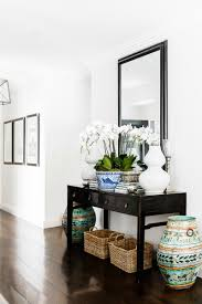 styling your entrance hall table u2014 velvet style