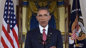 President Obama In The Oval Office President Obama Condemns Isis In Oval Office Address The Source