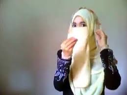 niqab tutorial on dailymotion how to wear your niqab 3rd style video dailymotion
