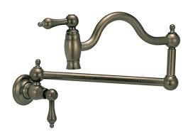 Pot Filler Kitchen Faucet 21 Best Pot Filler Faucets Images On Pinterest Wall Mount