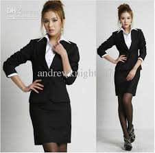 fashion women u0027s formal suit coat black dress spring and autumn ol