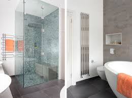 Bathrooms With Showers by Bed Bath Bathroom Design With Showers Without Doors And Shower
