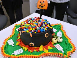 Halloween Witch Cake by Witch Cauldron Halloween Cakecentral Com