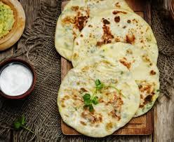 comment cuisiner les pois chiches besan paratha beignets à la farine de pois chiches inde