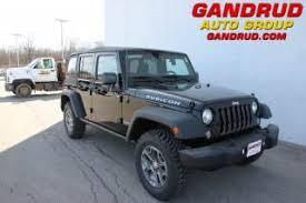 jeep rubicon green 2017 jeep wrangler unlimited rubicon 4x4 green bay wi sturgeon