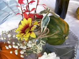 fall wedding centerpieces decorations