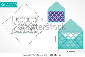 envelope template stock images royalty free images u0026 vectors