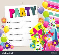 art birthday invitations happy birthday invitation plumegiant com
