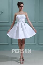 prix d une robe de mari e mini robe de mariée simple ornée dune fleur persun fr