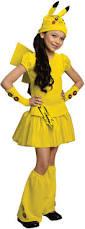 Eevee Halloween Costume Kids Eevee Hoodie Dress Size Small 4 6 610649