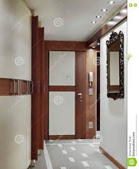 modern main door for entrance of apartment stock photo image