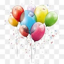 birthday balloons balloon balloon vector png birthday balloons blue balloon