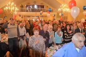 area veterans treated to special thanksgiving feast mahopac ny
