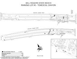 Pacific Coast Highway Map Dbh Beaches Parking