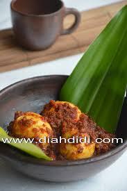 resep sambel goreng telur puyuh diah didi diah didi u0027s kitchen telur bumbu bali