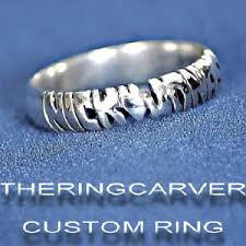 ebay rings silver images Personalized sterling silver name ring promise ring ebay jpg