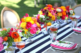 black and white table runners cheap inspiration black white stripes ultrapom wedding and event