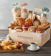 Bakery Gift Baskets Best Of The Bakery Gift Crate Wolferman U0027s