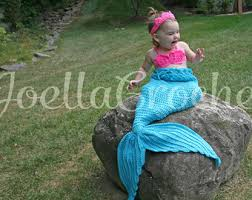Infant Mermaid Halloween Costume Baby Mermaid Costume Etsy