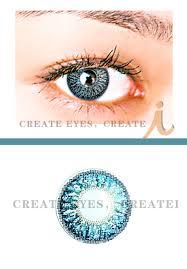 aqua triple colored contacts pair aqua triple colored contacts