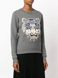 kenzo tiger sweatshirt 270 buy aw17 online fast delivery price