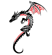 dragon tattoo by kuzzie 013 on deviantart
