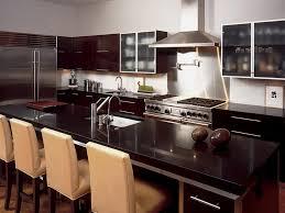 Kitchen Design Black Granite Countertops - how to polish and seal granite countertop modern kitchen 2017