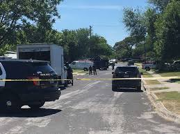 Channel 4 San Antonio Texas Swat Standoff Near Vance Jackson Ends With Surrender San Antonio