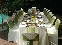 Table And Chair Hire For Weddings Wedding Decor Hire In Johannesburg Hire Function And Event