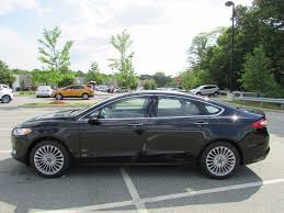 fords fusion 2016 ford fusion 4dr sedan titanium fwd at watertown ford