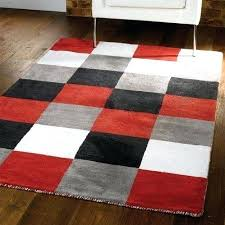 Red Washable Rug Cotton Rugs For Kitchen U2013 Acalltoarms Co