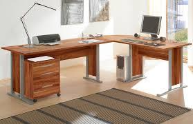 Schreibtisch Nussbaum G Stig Office Line Heimbüro 7tlg Walnuss Dekor