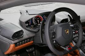 Lamborghini Huracan Interior - the lamborghini huracan 18 things you didn u0027t know motor trend