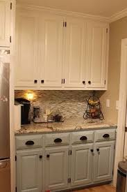 1000 ideas about two tone custom two tone kitchen cabinets home
